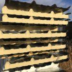 Geïsoleerde dakpanelen aanbieding